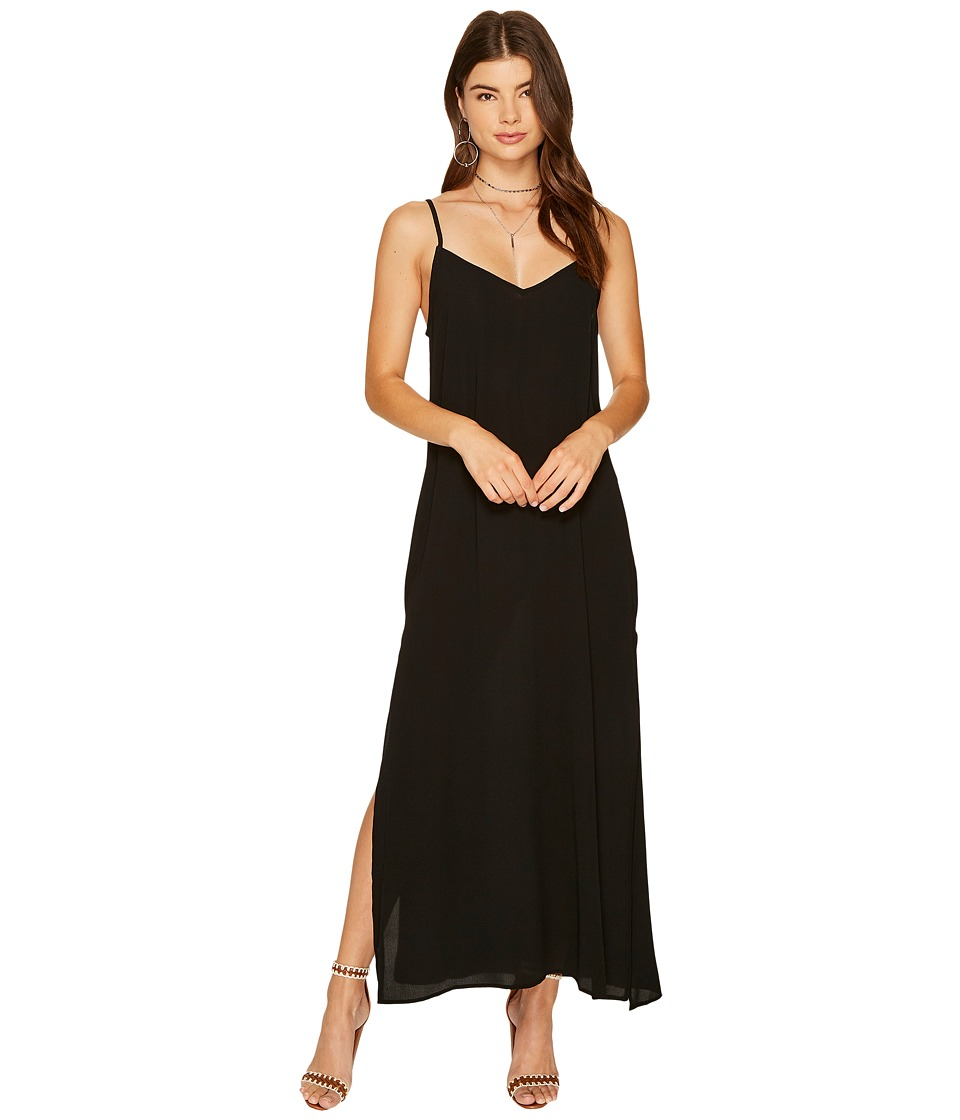 Show Me Your Mumu Angie Slip Dress (Black Pebble) Women