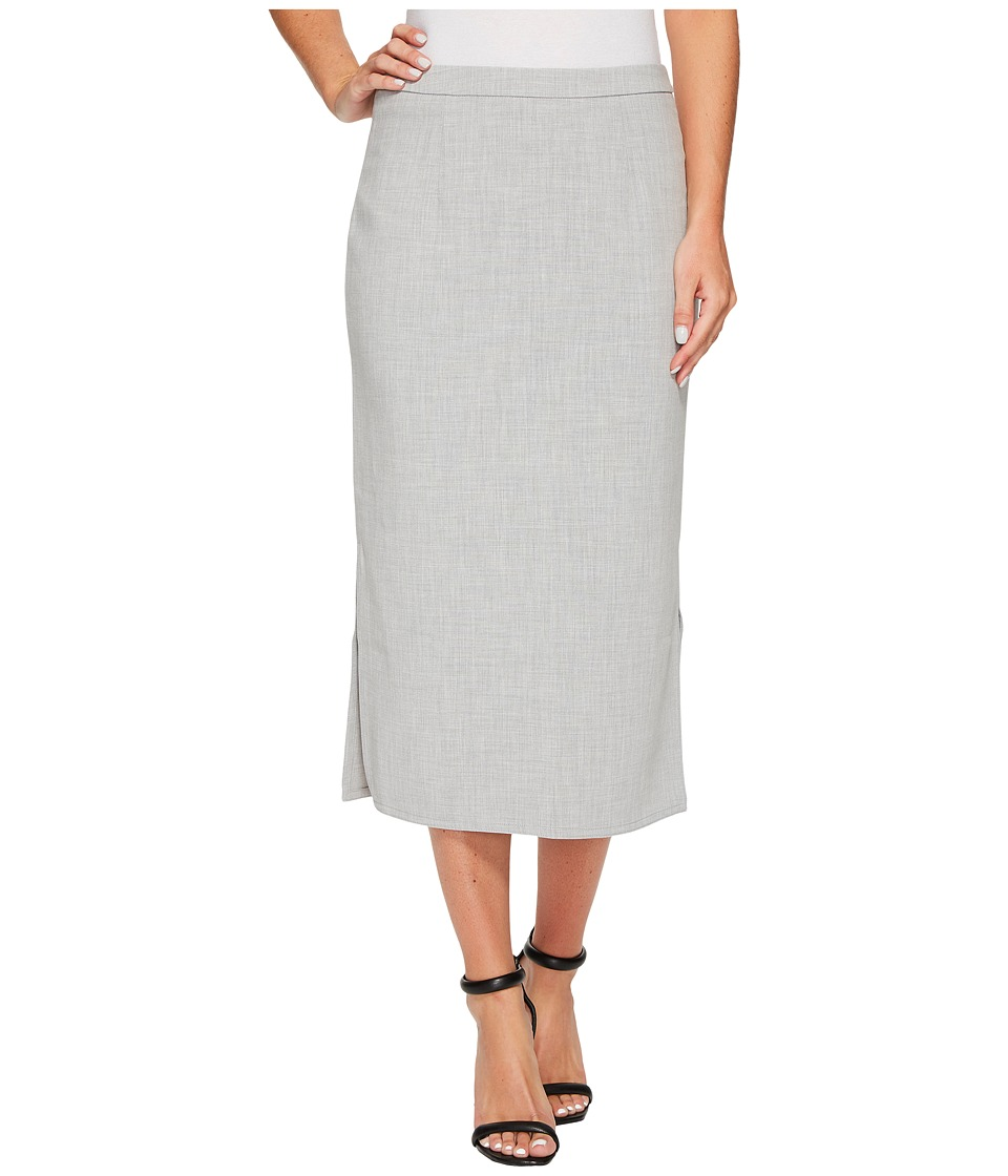 Ellen Tracy - Pencil Skirt with Side Slits