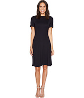 Ellen Tracy - Seamed Knit Dress