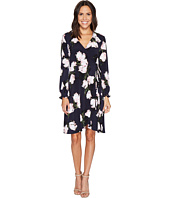 Ellen Tracy - Full Sleeve Wrap Dress