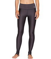 Maaji - Expanded Take Silver Leggings w/ Foldable Stir Up