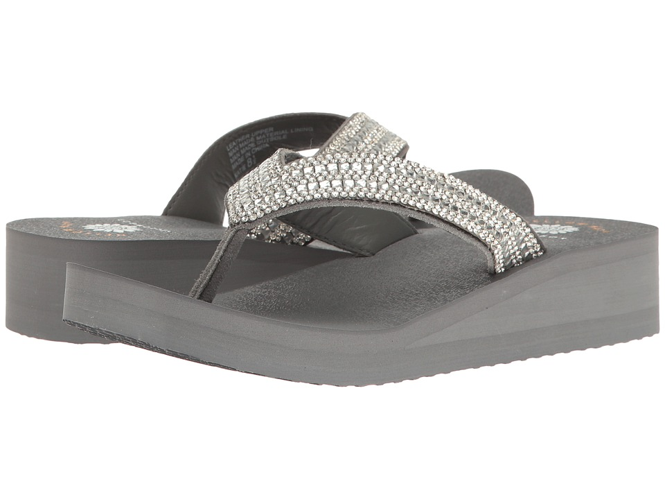 Yellow Box - Katie (Gray) Women's Sandals