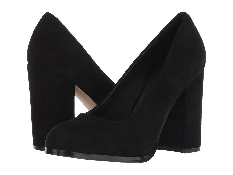 Isola Hayley (Black King Suede) High Heels
