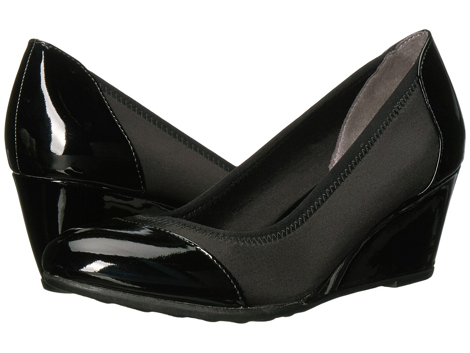 LifeStride Juliana Stretch (Black) Women's Shoes