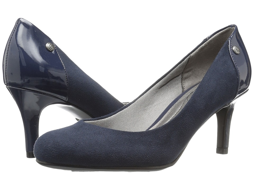 LifeStride Lively (Lux Navy Micro) Women