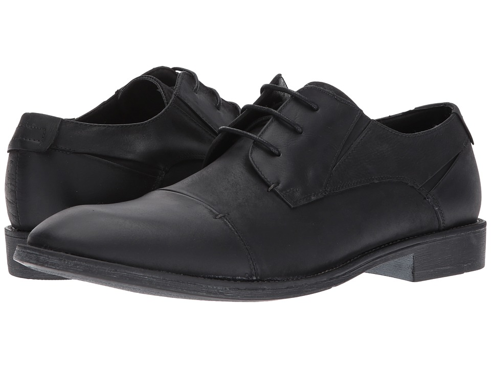 Steve Madden Quantim (Black) Men