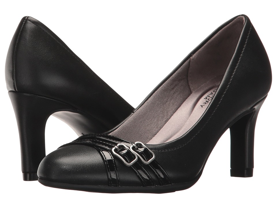 LifeStride Mickie (Black) Women's Shoes