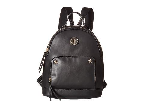 Tommy Hilfiger Emmeline Smooth PVC Backpack - Black