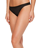 OnGossamer - Cotton Mesh Thong G2130