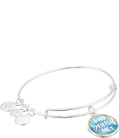 Alex and Ani - Words are Powerful - Seaside Good Vibes Only Bangle Bracelet