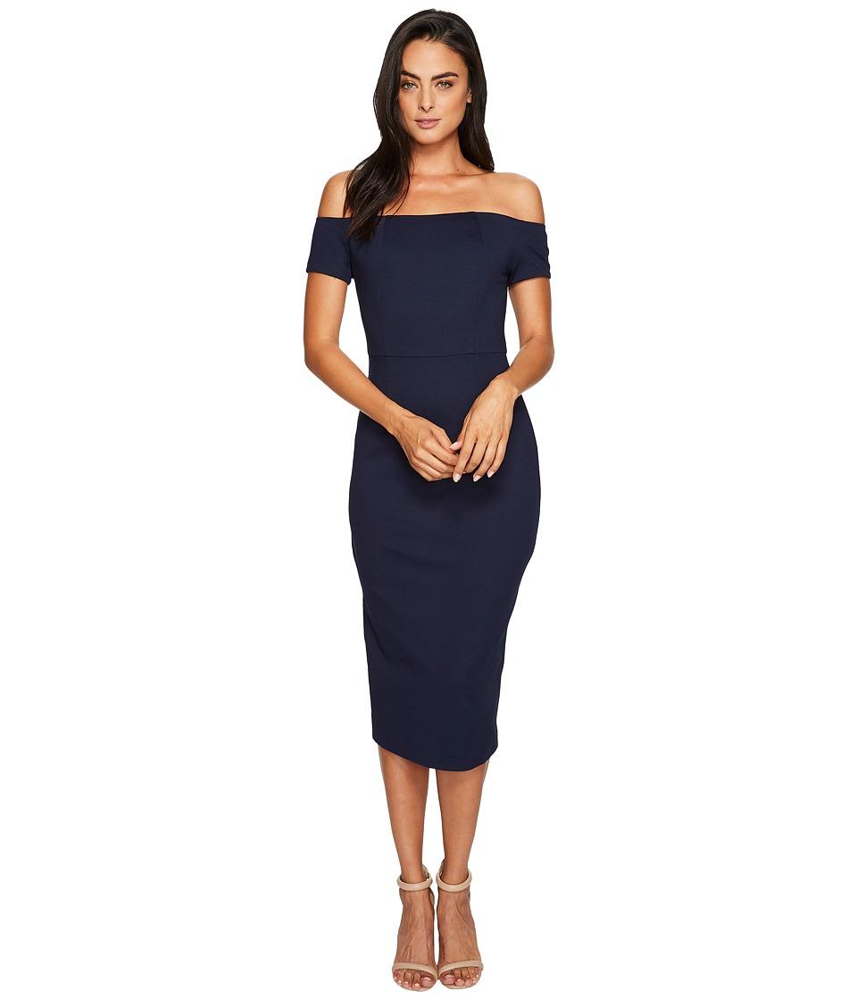 Trina Turk Candellyn Dress (Indigo) Women