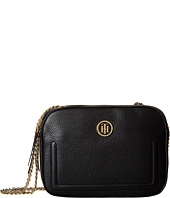 Tommy Hilfiger - Camera Novelty Pebble Leather Crossbody