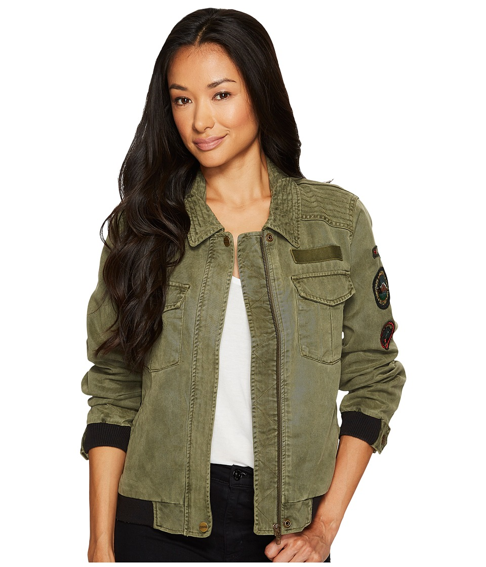 Sanctuary - Camp Eisenhower Bomber Jacket