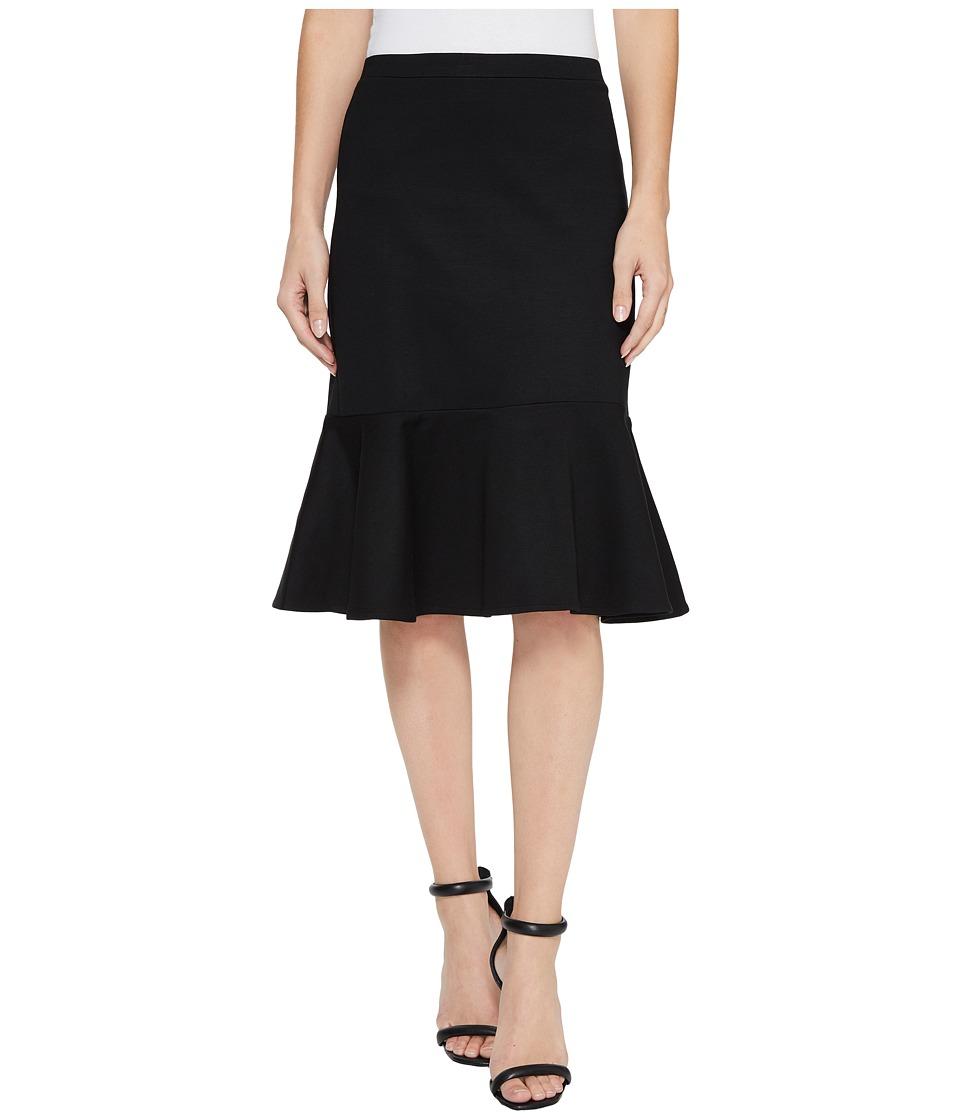 Trina Turk Alina 2 Skirt (Black) Women's Skirt