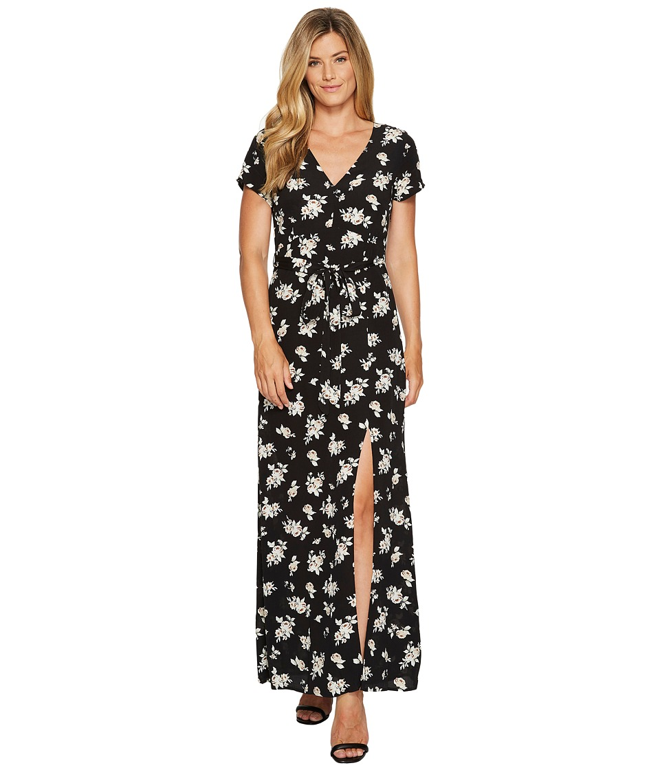 Sanctuary Coco Dress (Prairie Roses Black) Women