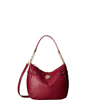 Tommy Hilfiger - Sadie Pebble Leather Hobo