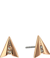 Rebecca Minkoff - Paper Plane Stud Earrings