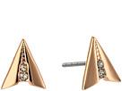 Rebecca Minkoff - Paper Plane Stud Earrings