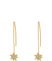 Rebecca Minkoff - Hardwire Threader Earrings with Pave Pow
