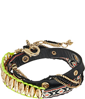 Rebecca Minkoff - Mixed Media Wrap Bracelet