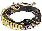 Rebecca Minkoff - Mixed Media Wrap Bracelet
