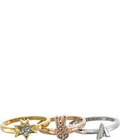 Rebecca Minkoff - Charm Ring Set