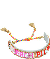 Rebecca Minkoff - Beach Please Seed Beaded Friendship Bracelet