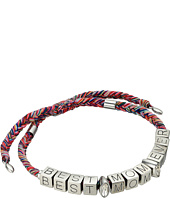 Rebecca Minkoff - Best Mom Ever Block Friendship Bracelet