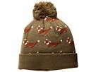 San Diego Hat Company Kids KNK3522 Fox Beanie (Little Kids/Big Kids)