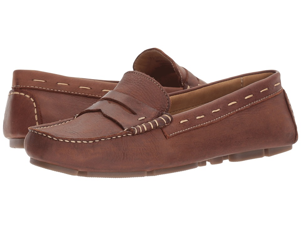 G.H. Bass & Co. Patricia (Tan Leather) Women