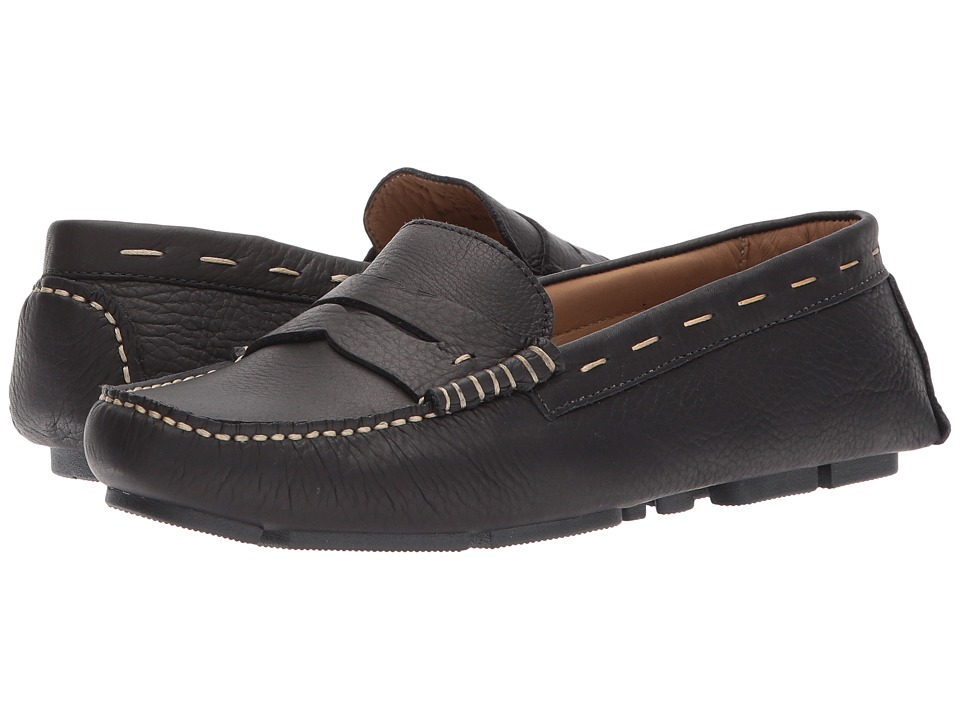 G.H. Bass & Co. Patricia (Black Leather) Women