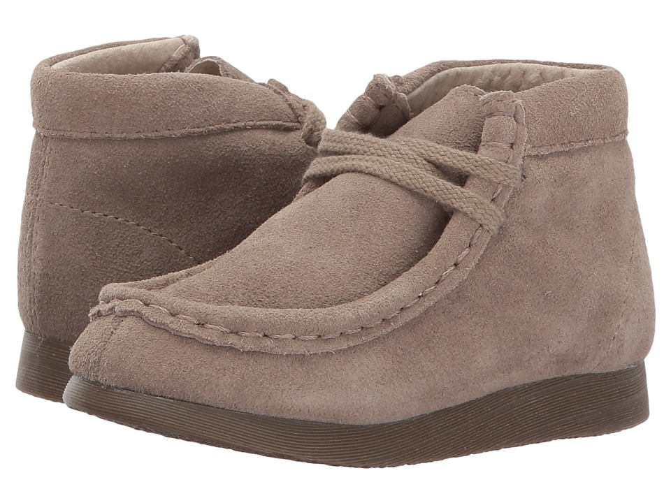 FootMates Wally (Toddler/Little Kid) (Taupe Suede) Boys Shoes