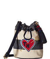 Tommy Hilfiger - Summer of Love Small Crossbody Bucket
