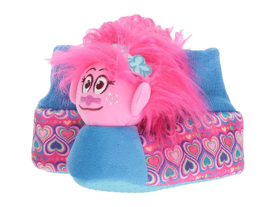 Trolls Slipper (Toddler/Little Kid) (Pink Multi) Girls Shoes