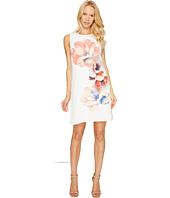 CeCe - Sleeveless Garden Bloom Shift Dress