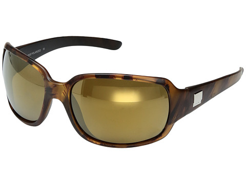 SunCloud Polarized Optics Cookie - Mt Tortoise Backpaint/Polarized Sienna Mirror Polycarbonate Lens