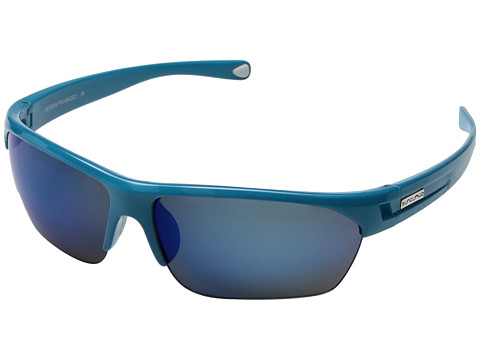 SunCloud Polarized Optics Detour - Glacier Blue/Polarized Blue Mirror Polycarbonate Lens
