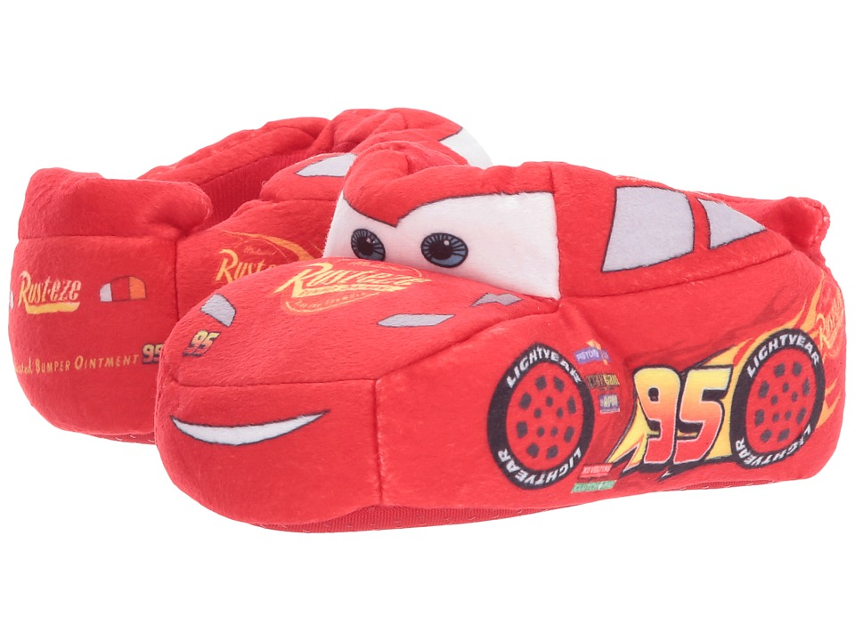 Cars Slipper (Toddler/Little Kid) (Red Multi) Boys Shoes