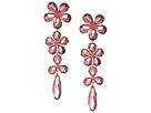 Kate Spade New York - In Full Bloom Linear Statement Earrings