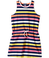 Toobydoo - Santa Monica Stripe Beach Cover-Up (Toddler/Little Kids/Big Kids)