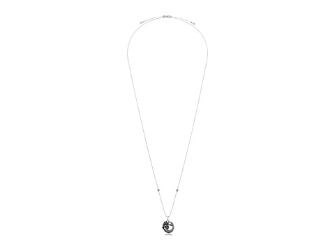 Alex and Ani Seaside Mermaid II Expandable Necklace - Rafaelian Silver