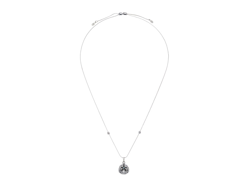 Alex and Ani - Seaside Sand Dollar III Expandable Necklace