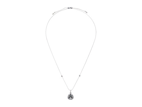 Alex and Ani Seaside Sand Dollar III Expandable Necklace - Rafaelian Silver