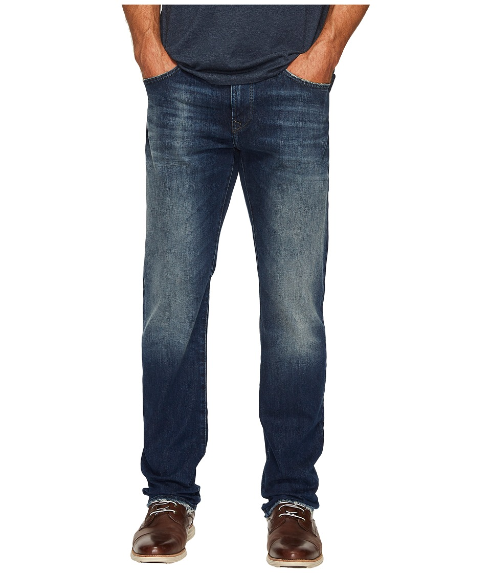 Mavi Jeans Zach Regular Rise Straight Leg in Light Shaded Authentic (Light Shaded Authentic) Men