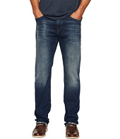 Mavi Jeans - Zach Regular Rise Straight Leg in Light Shaded Authentic