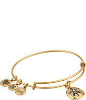 Alex and Ani - Seaside Sand Dollar III Bangle