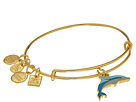 Alex and Ani Alex and Ani Charity By Design Dolphin Bangle