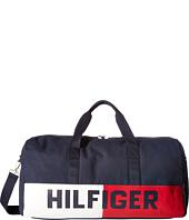 Tommy Hilfiger - Hilfiger Flag Canvas Duffel