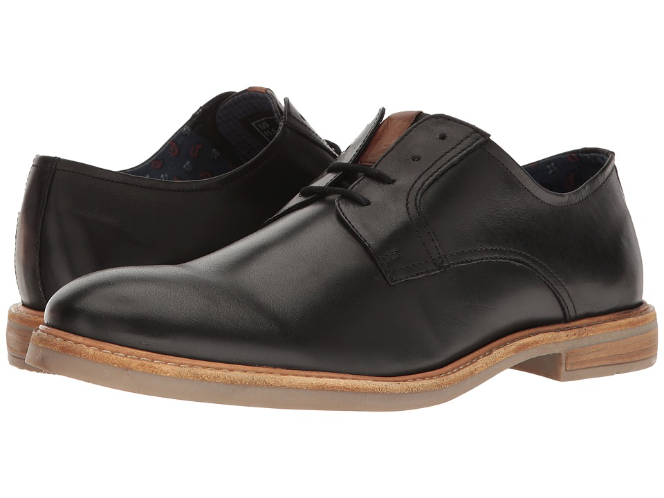 Ben Sherman Birk Plain Toe (Black 1) Men