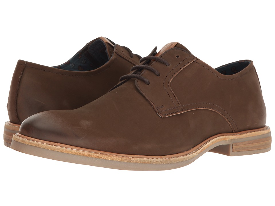 Ben Sherman Birk Plain Toe (Brown 1) Men